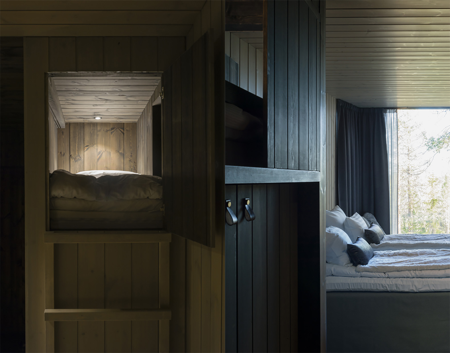 Lose yourself in Arctic beauty at Finland's charming TreeHouse Hotel