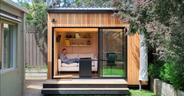 9 Eco Friendly Man Caves For Dudes And Dads To Get Away