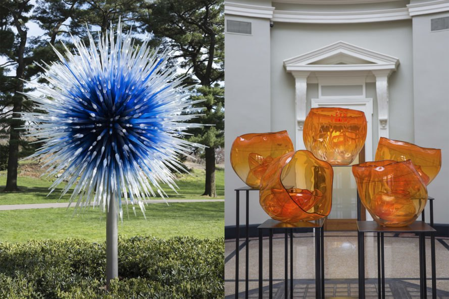 See Chihuly S Dazzling Glass Art Take Over The New York Botanical