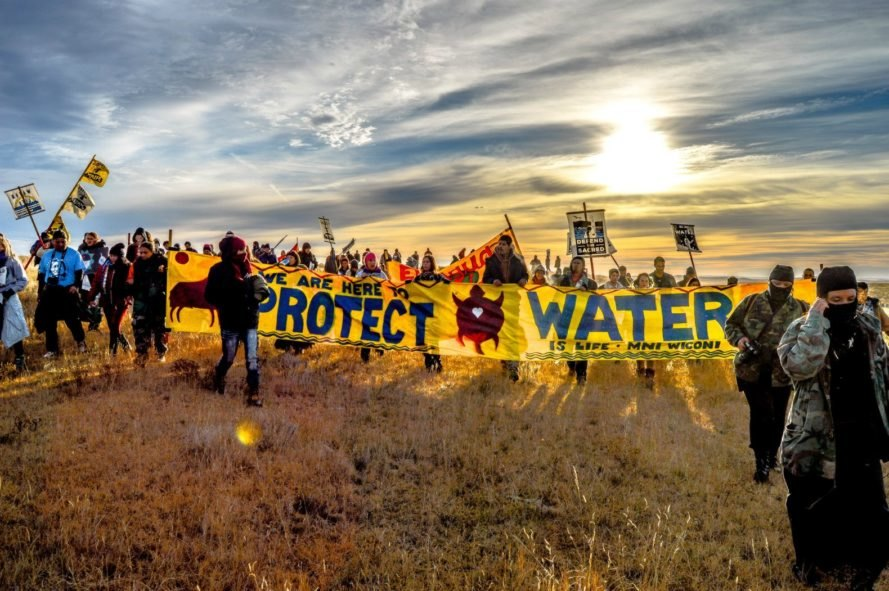 DAPL, Oil Spill, Energy Transfer Partners, Protests, Standing Rock,
