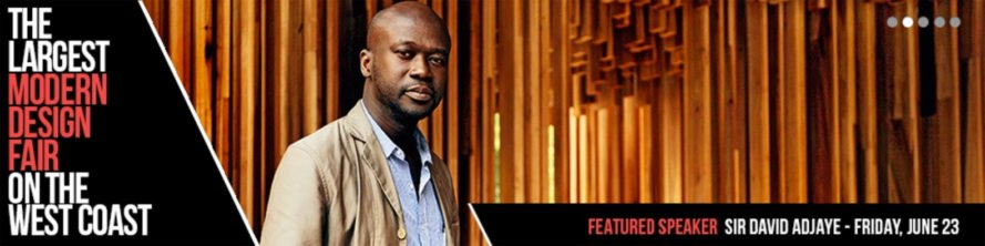 Dwell On Design, keynote speaker, 2017, David Adjaye keynote speaker