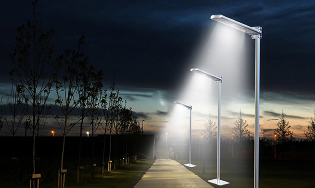 Score 1150 Worth Of Solar Outdoor Lighting In Our Summer