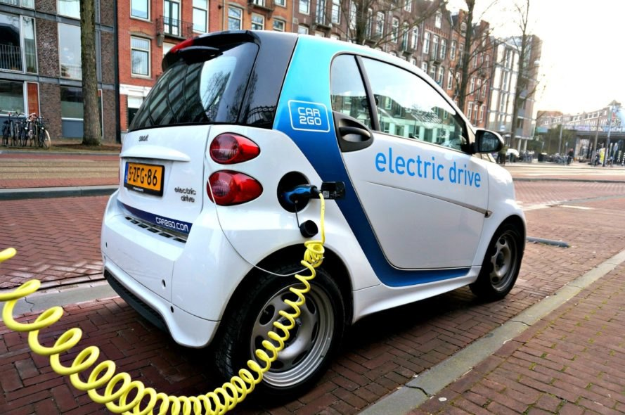 Electric Cars Could Reach Cost Parity With Conventional Cars By