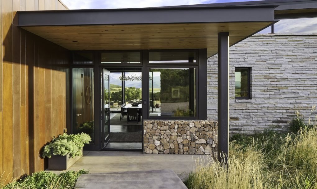 Leed Gold Home Brings Modern Luxury To A Colorado Working