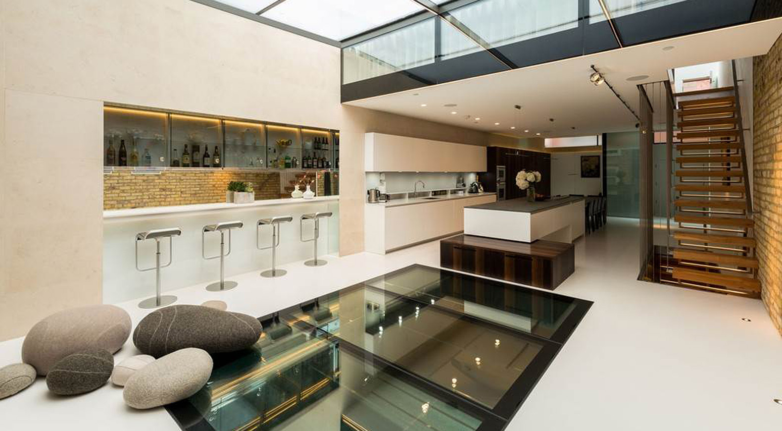 Infinity House Spaced Out Architects Green Renovation London Architecture Inner