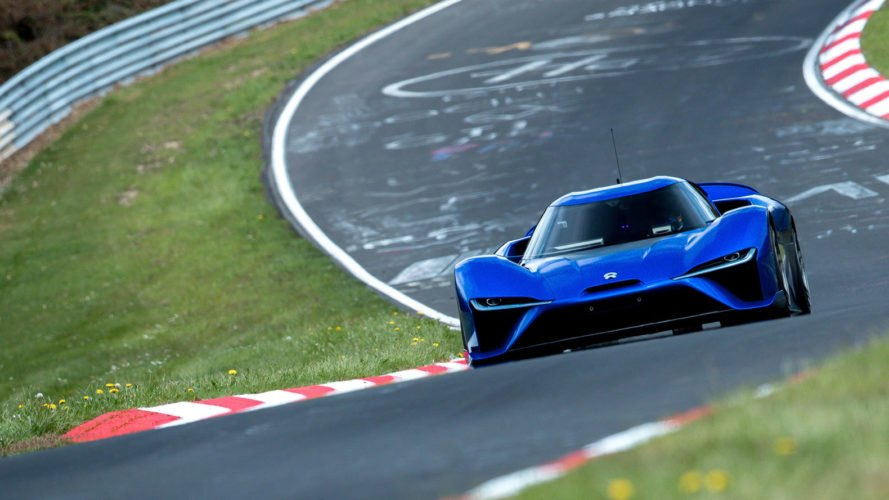 NextEV, Nio, Nio EP9, EP9, Nürburgring, Nürburgring track, Germany, car, cars, automotive, electric car, electric cars, electric vehicle, electric vehicles, EV, EVs, electric car speed, electric car record