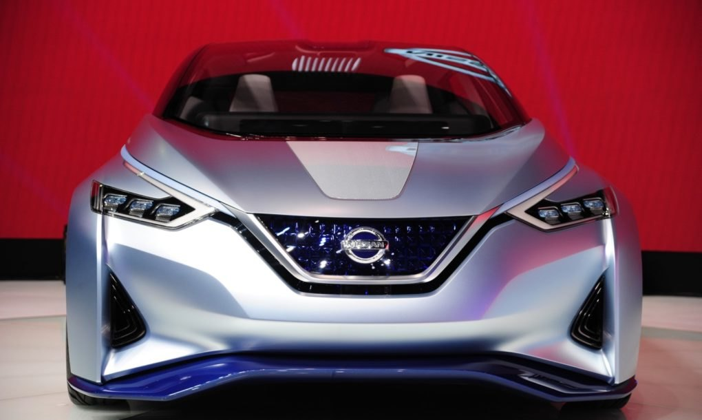 Nissan is working on a new 340-mile-range electric car ...