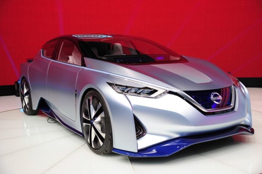 nissan is working on a new 340-mile-range electric car