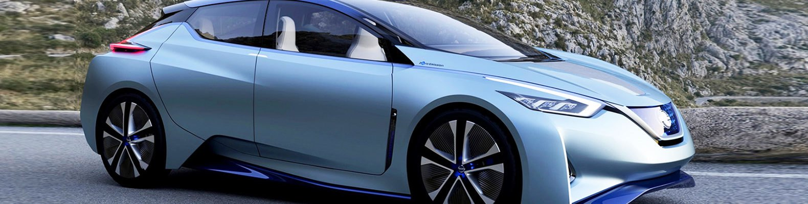 Nissan is working on a new 340-mile-range electric car | Inhabitat ...