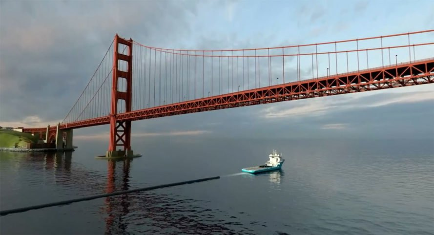 The Ocean Cleanup, The Ocean Cleanup Array, Ocean Cleanup, Boyan Slat, Werkspoorkathedraal, The Next Phase, announcement, update, ocean, oceans, plastic, ocean plastic, plastic pollution, ocean pollution, pollution, trash, garbage, waste, cleanup