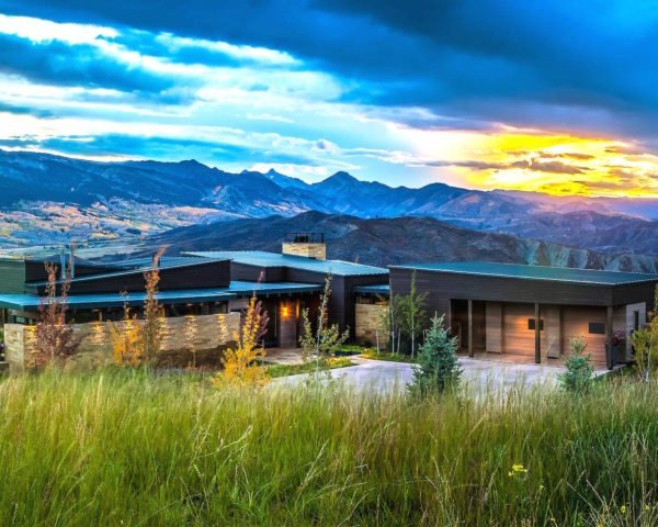 Starwood Residence by CCY Architects, passive solar home, Roaring Fork Valley home, energy efficient architecture, Starwood Residence, Starwood Residence in Colorado, solar powered homes in Colorado, Cottle Carr Yaw Architects, Starwood Residence by Cottle Carr Yaw Architects,