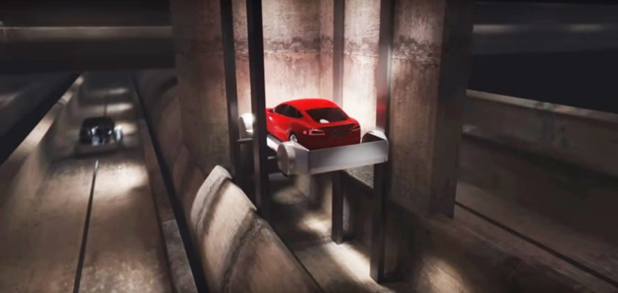 Elon Musk, Musk, The Boring Company, Boring Company, Los Angeles, traffic, tunnel, tunnels, tunnel network, underground tunnel network, Los Angeles tunnel network, car, cars, automotive, transportation, alternative transportation