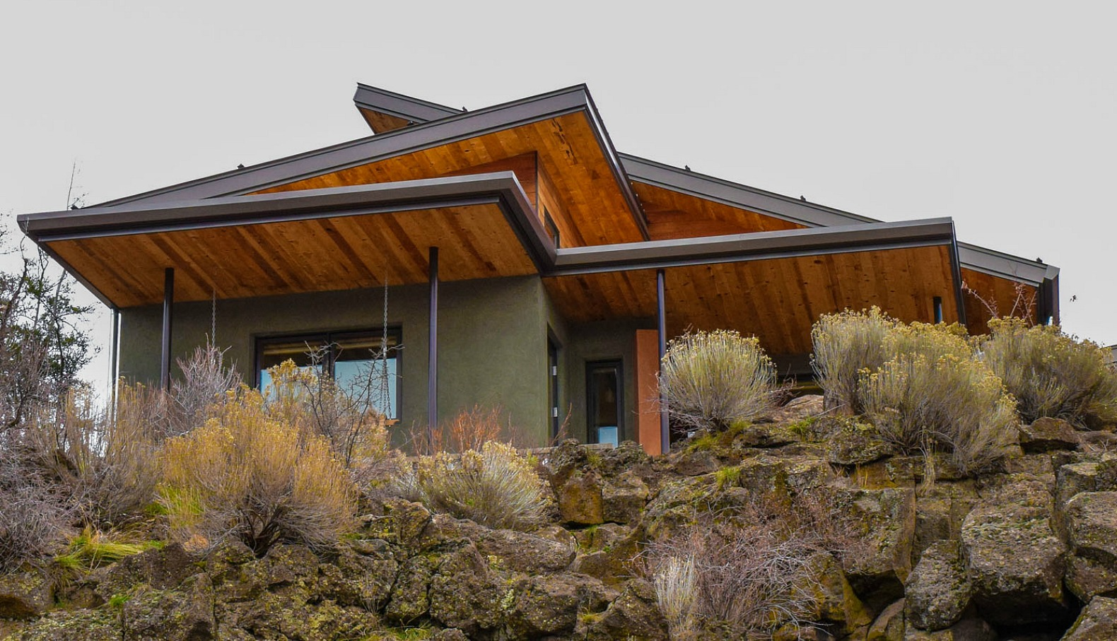 Oregon couple spends years building their net-zero 'extreme ... on desert small homes, desert modern homes, desert dome homes, desert pool homes, desert sustainable homes,