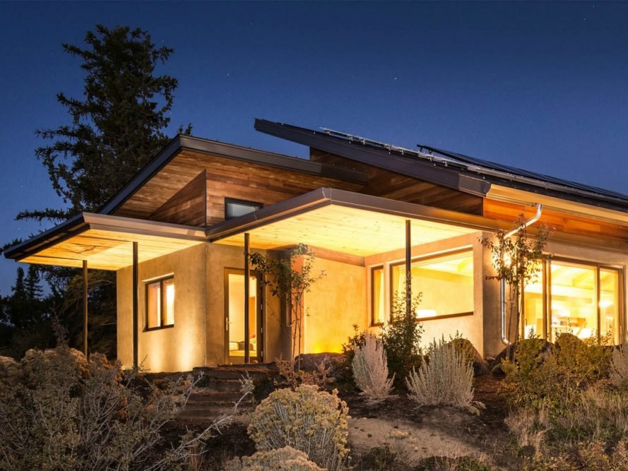 Oregon couple spends years building their net-zero 'extreme ... on laneway house designs, zero entry home plans, zero energy water heating system, zero clothing, zero landscaping designs, zero energy house designs, zero lot homes, self-sustaining underground house designs,