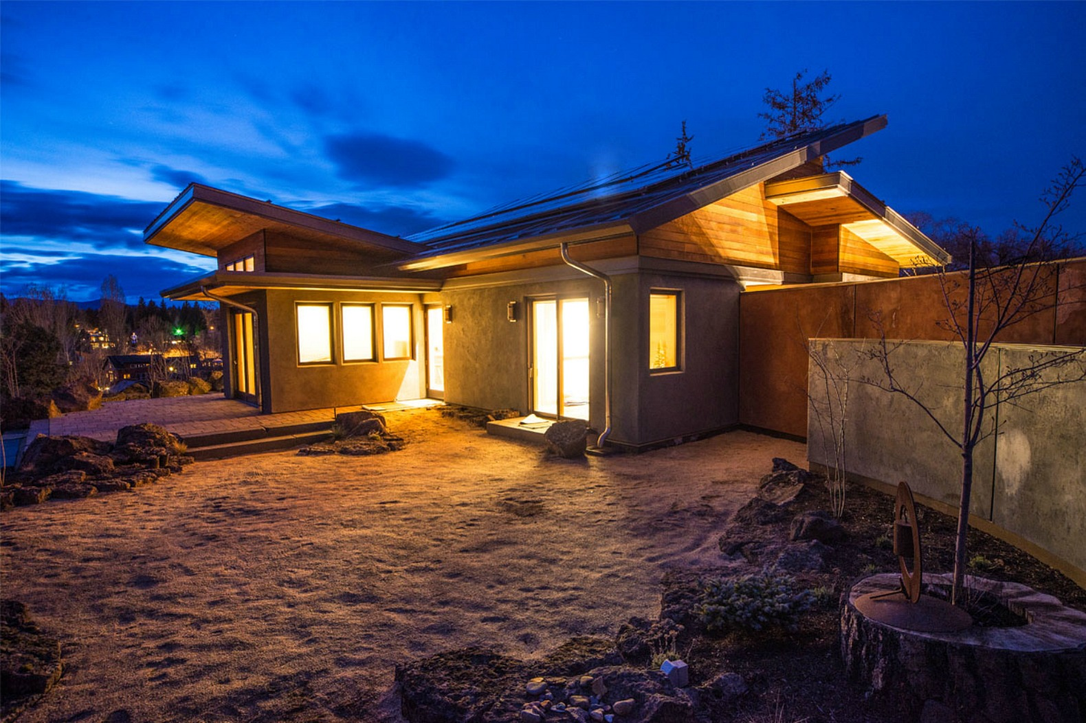 Oregon Couple Spends Years Building Their Net Zero