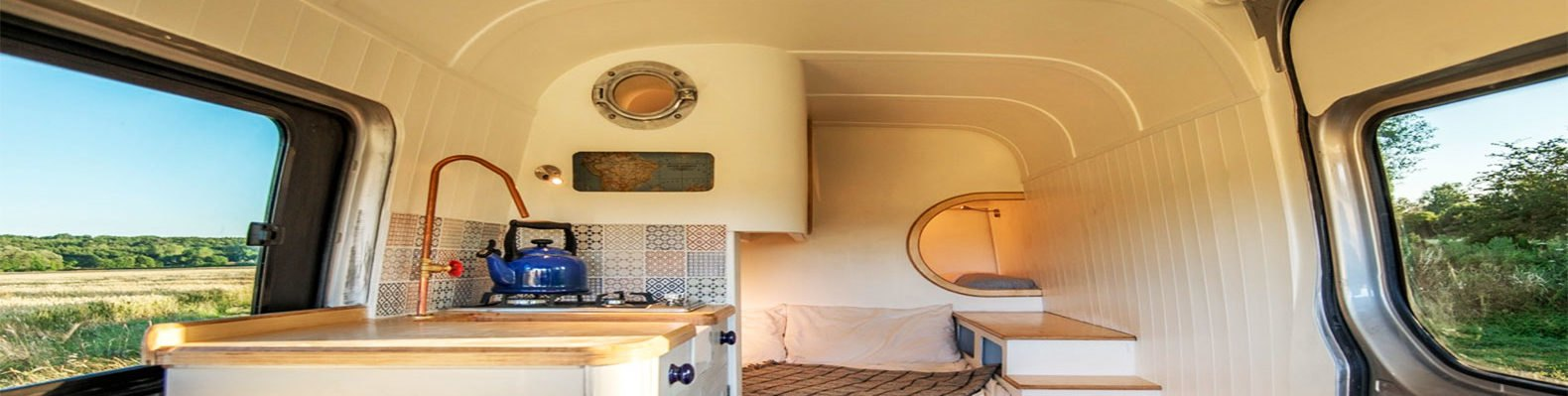 These 8 Amazing Van Conversions Will Inspire You To Ditch The Grid For Nomadic Life