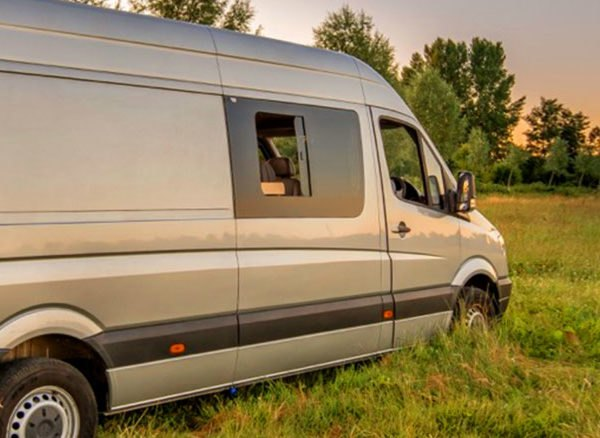 These 8 amazing van conversions will inspire you to ditch the grid