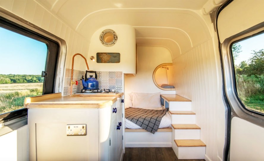 Sprinter Van Conversion Mobile Home Ideas