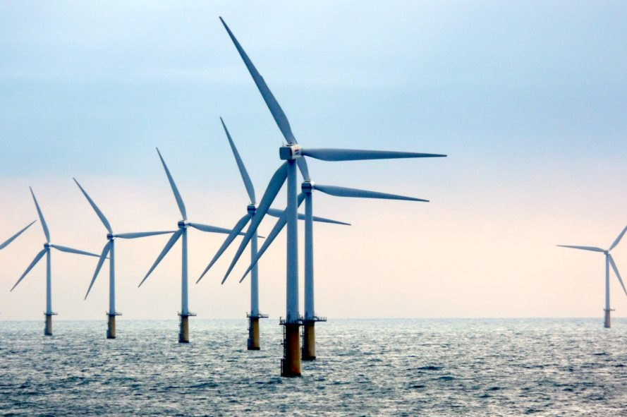 The Netherlands, Offshore, Wind Farm, World's Largest