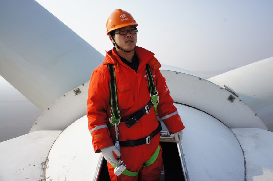 Goldwind, Goldwind Global, Goldwind Americas, Goldwind Works, Wyoming, wind turbine technician, wind turbine technicians, job, jobs, wind industry, wind turbine, wind turbines, wind power, wind energy, energy, clean energy, renewable energy