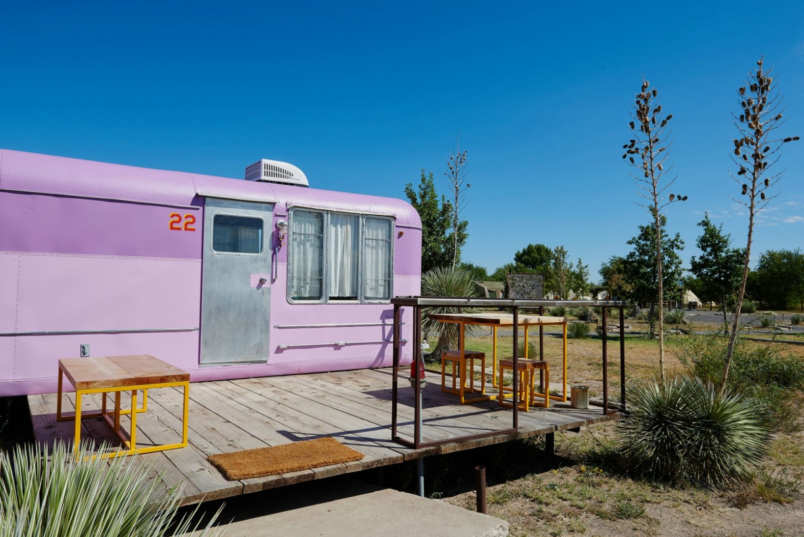 Experience The Good Old Days Of Off Grid Living At The El