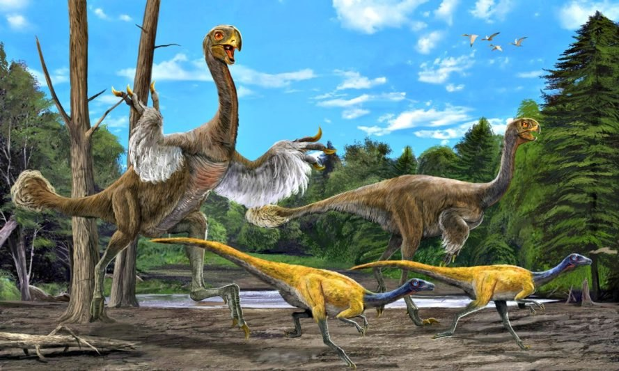 Dinosaur, Discovery, Live Science, Paleontology, 90 million years old,