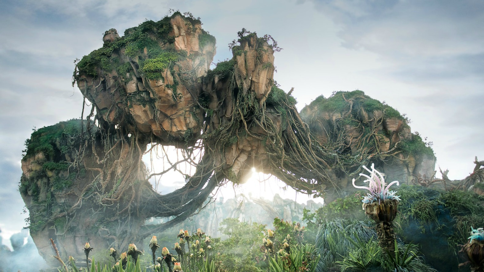 Avatar Movie Pandora Disney's 'World of Pan...