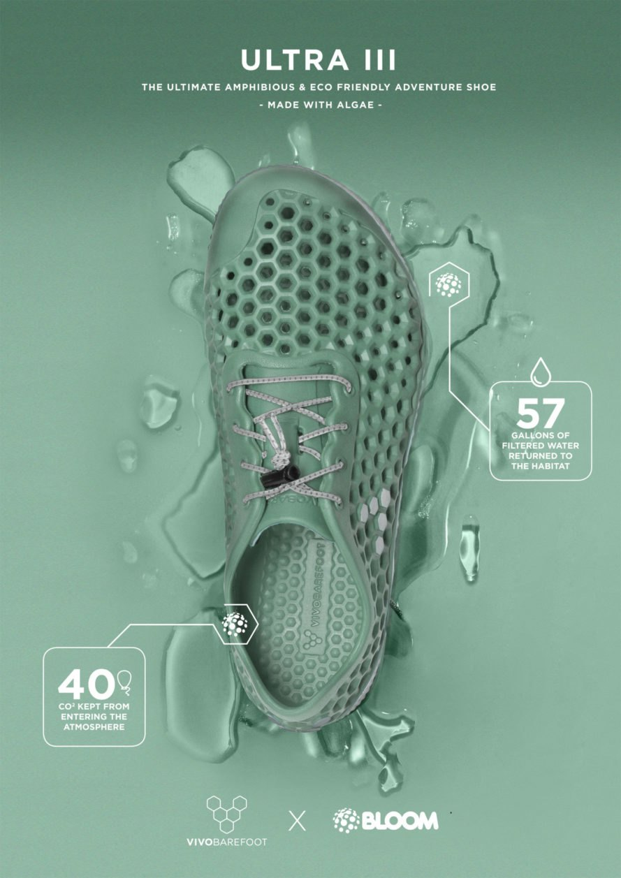 cc589a7e3add Vivobarefoot is launching a sneaker made out of algae