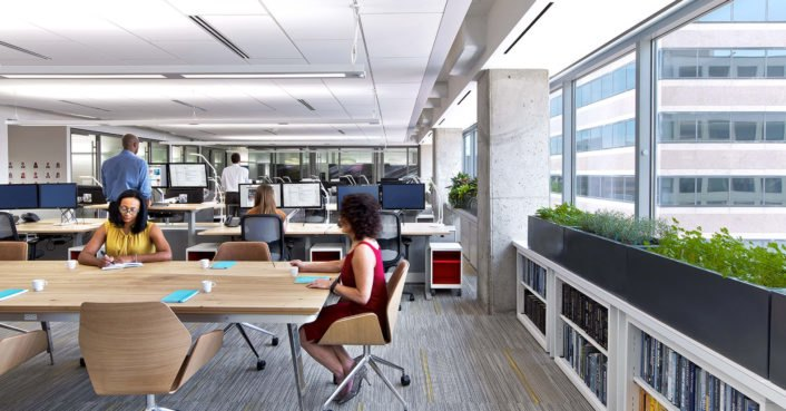 World S Greenest And Healthiest Office Crowned In