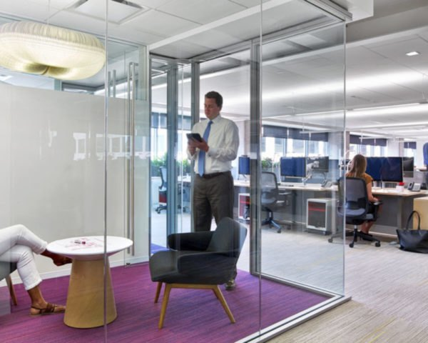 World's Greenest And Healthiest Office Crowned In Washington DC Stunning Asid Interior Design
