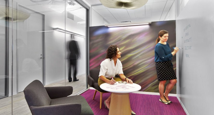Worlds greenest and healthiest office crowned in Washington DC