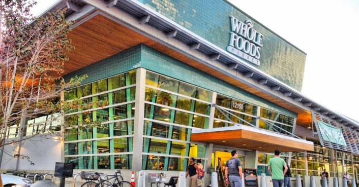 Amazon Buys Whole Foods Complete