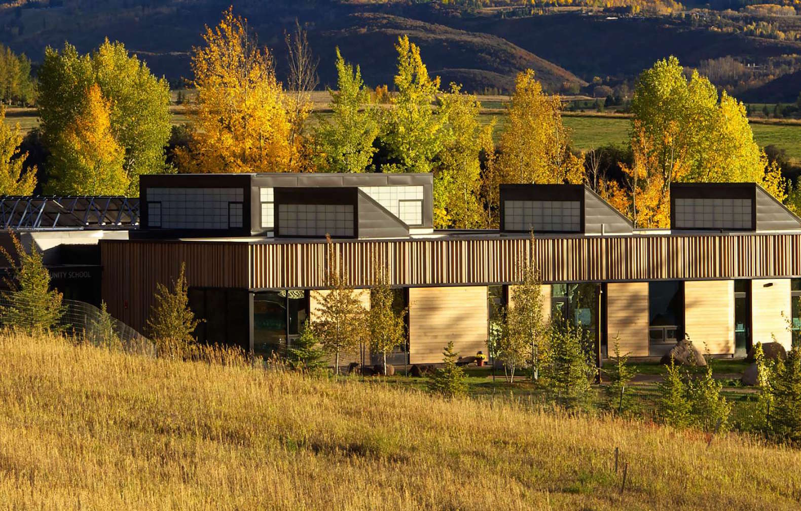 Solar Powered Colorado School Houses A Sun Soaked Learning Environment