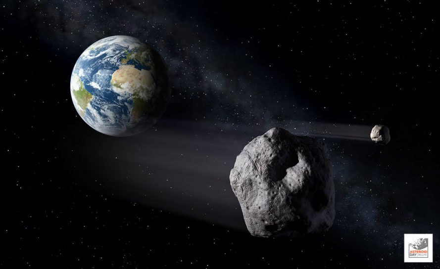Asteroid, asteroids, asteroid strike, asteroid collision, asteroid collisions, Near-Earth Asteroid, Near-Earth Asteroids, Asteroid Day, meteor, meteors, space, science