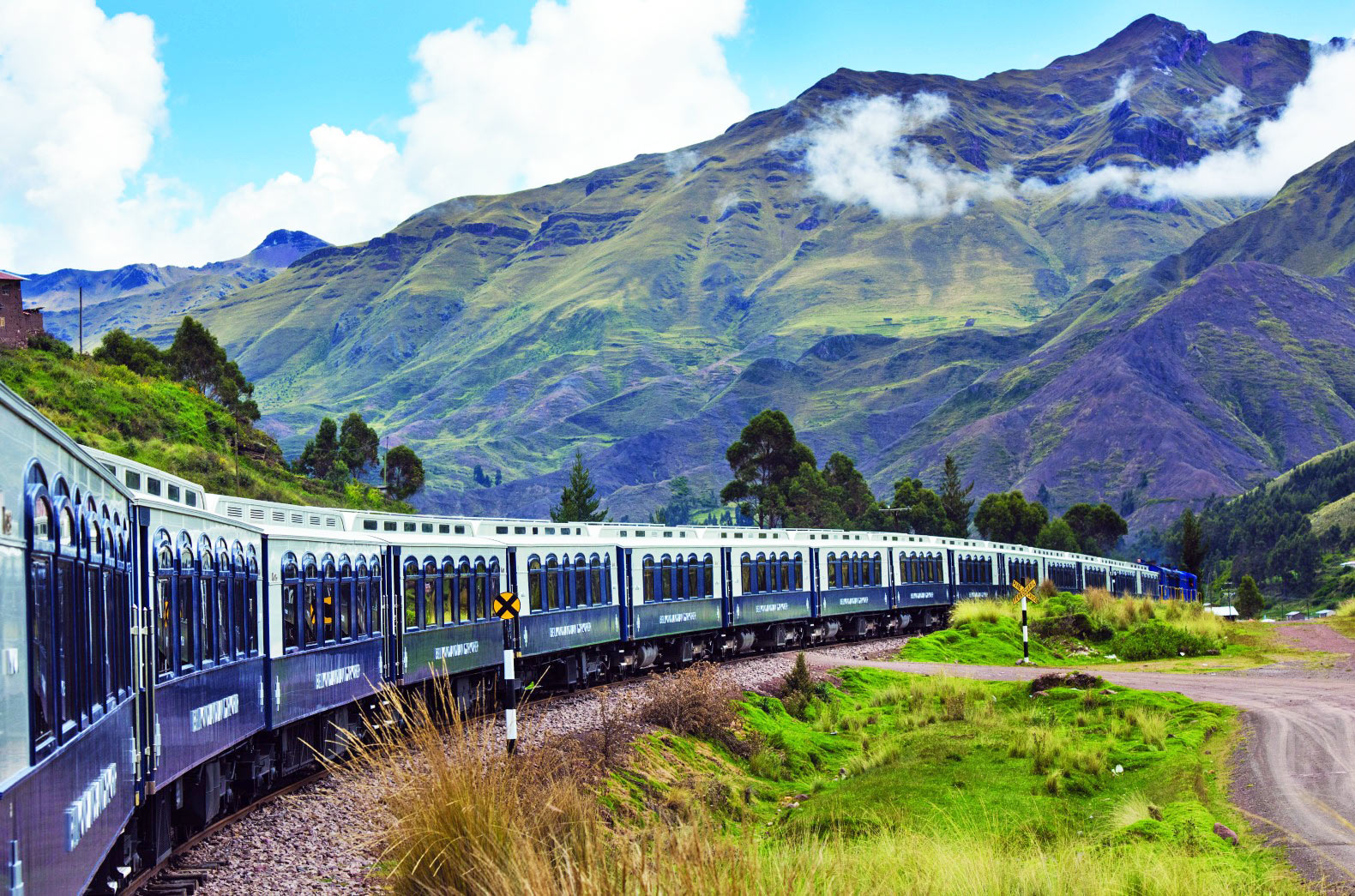 South America's first luxury sleeper train is a traveler's dream come true