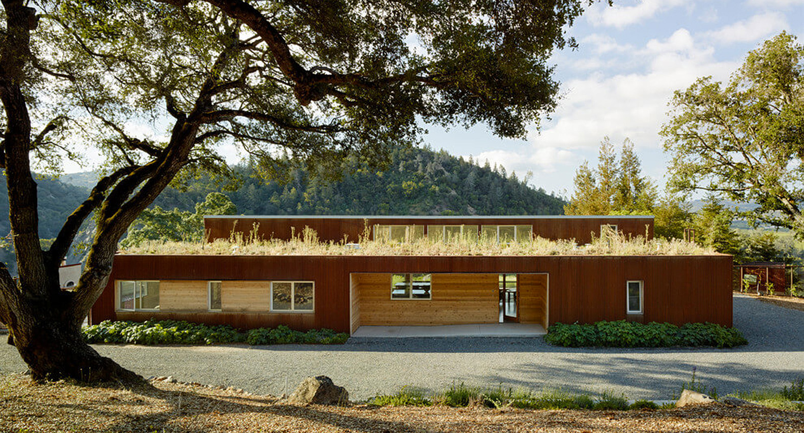 Solar powered Cloverdale house is made of reclaimed