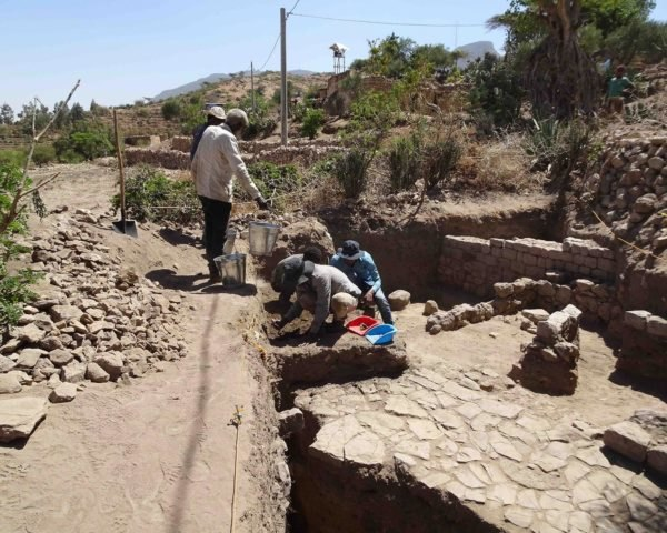Ethiopia, Eastern Ethiopia, Harlaa, Africa, ancient, ancient city, ancient settlement, archaeology, excavation, dig, archaeological dig, trade, international trade, artifact, artifacts, Islam