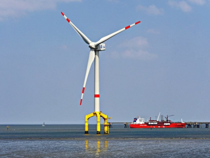 Germany, Denmark, Belgium, offshore, wind farm, UK, climate change, global warming,