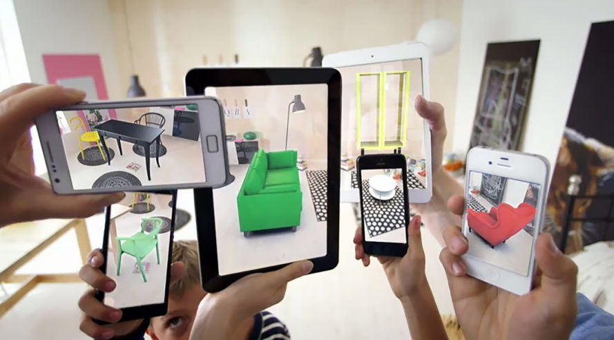 Ikea, Apple, augmented reality, AR, app, augmented reality app, AR app, technology, furniture, shopping, interior design, Ikea app, Ikea store