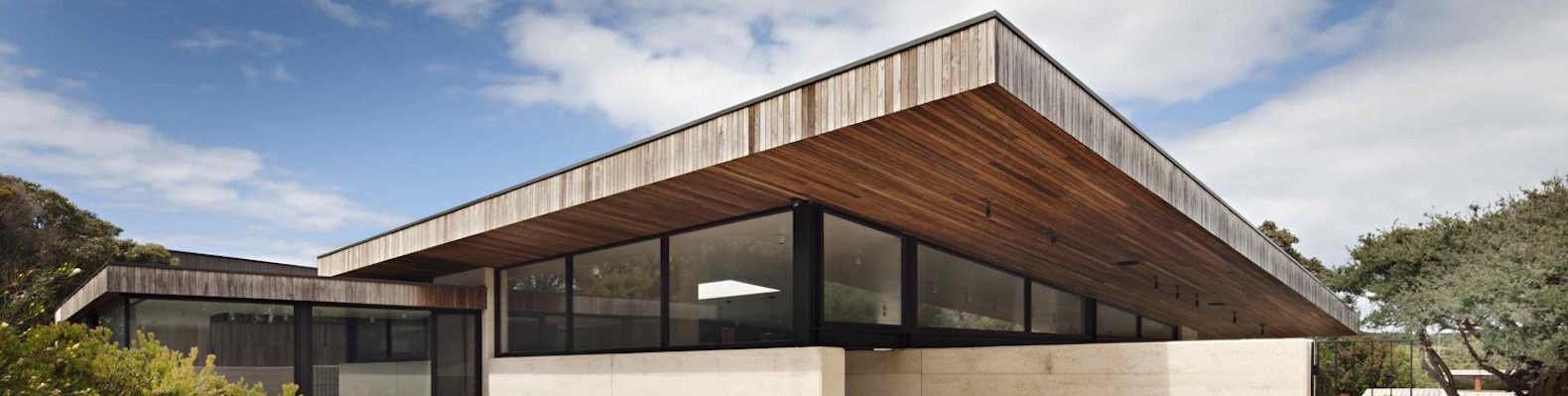 Elegant Australian home shows the beauty and toughness of rammed