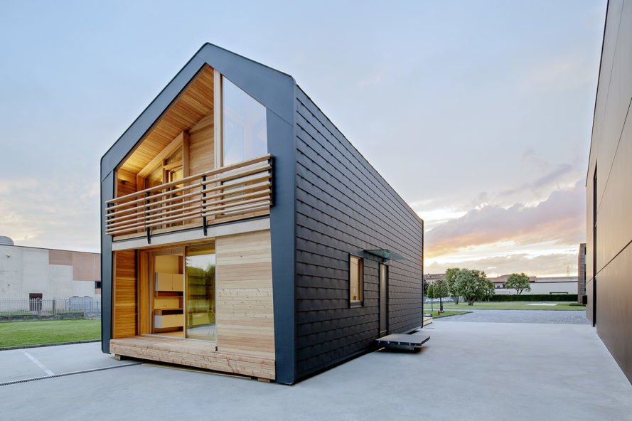 LEAPfactory, LeapHome, Frame, Frame by LEAPfactory, home, homes, house, houses, home model, Italy, prefabricated, prefabricated housing, green home, green house, sustainable home, sustainable house, environmentally friendly, architecture, design, wood
