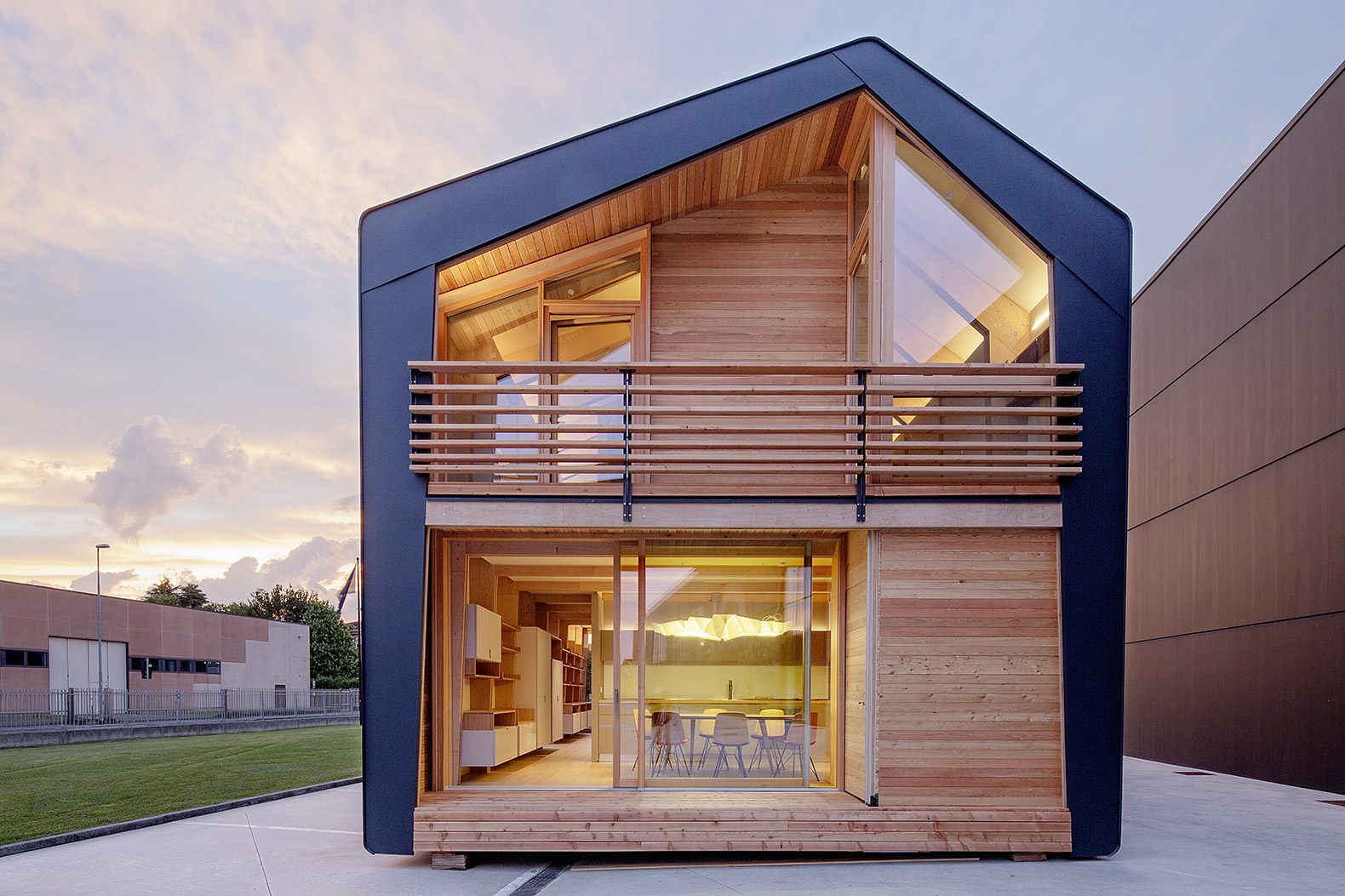 LeapHome unveils sustainable, super-efficient Frame prefab