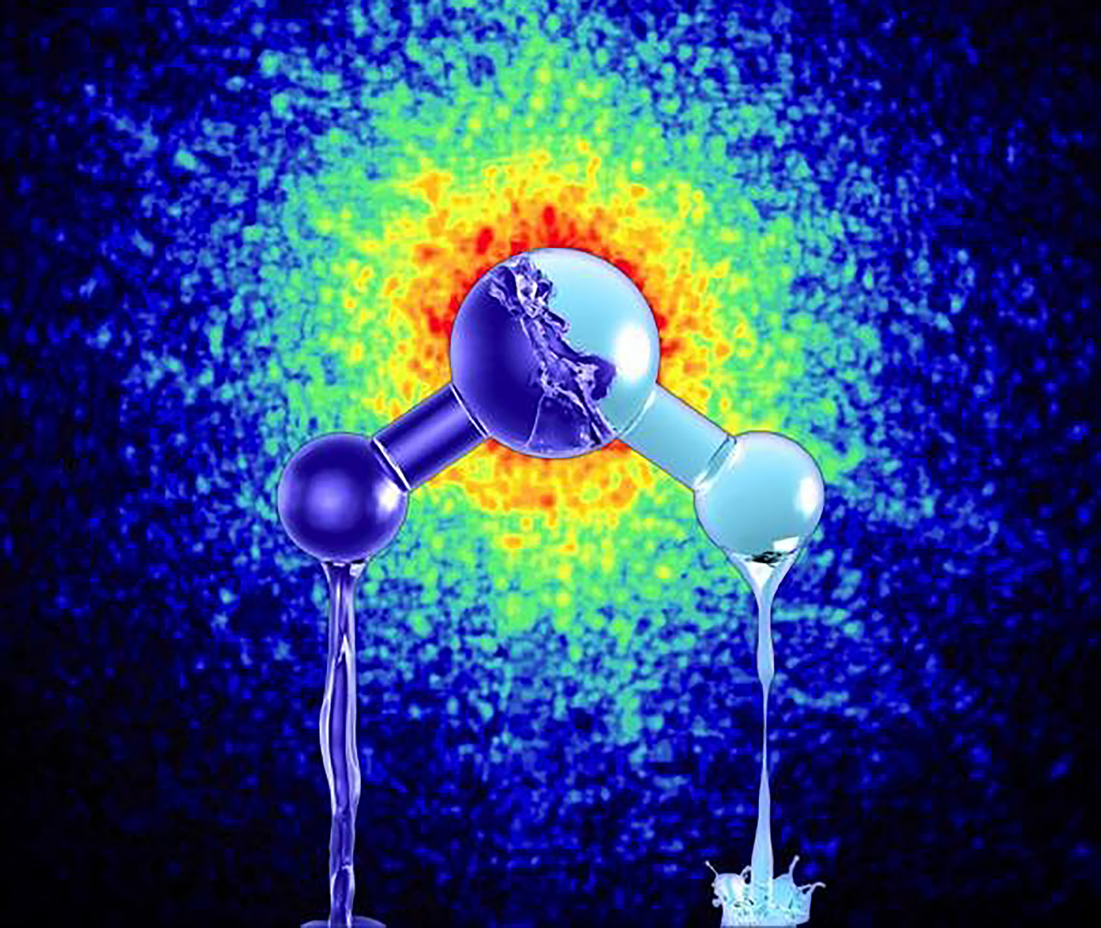 Scientists discover water has not one, but two liquid phases