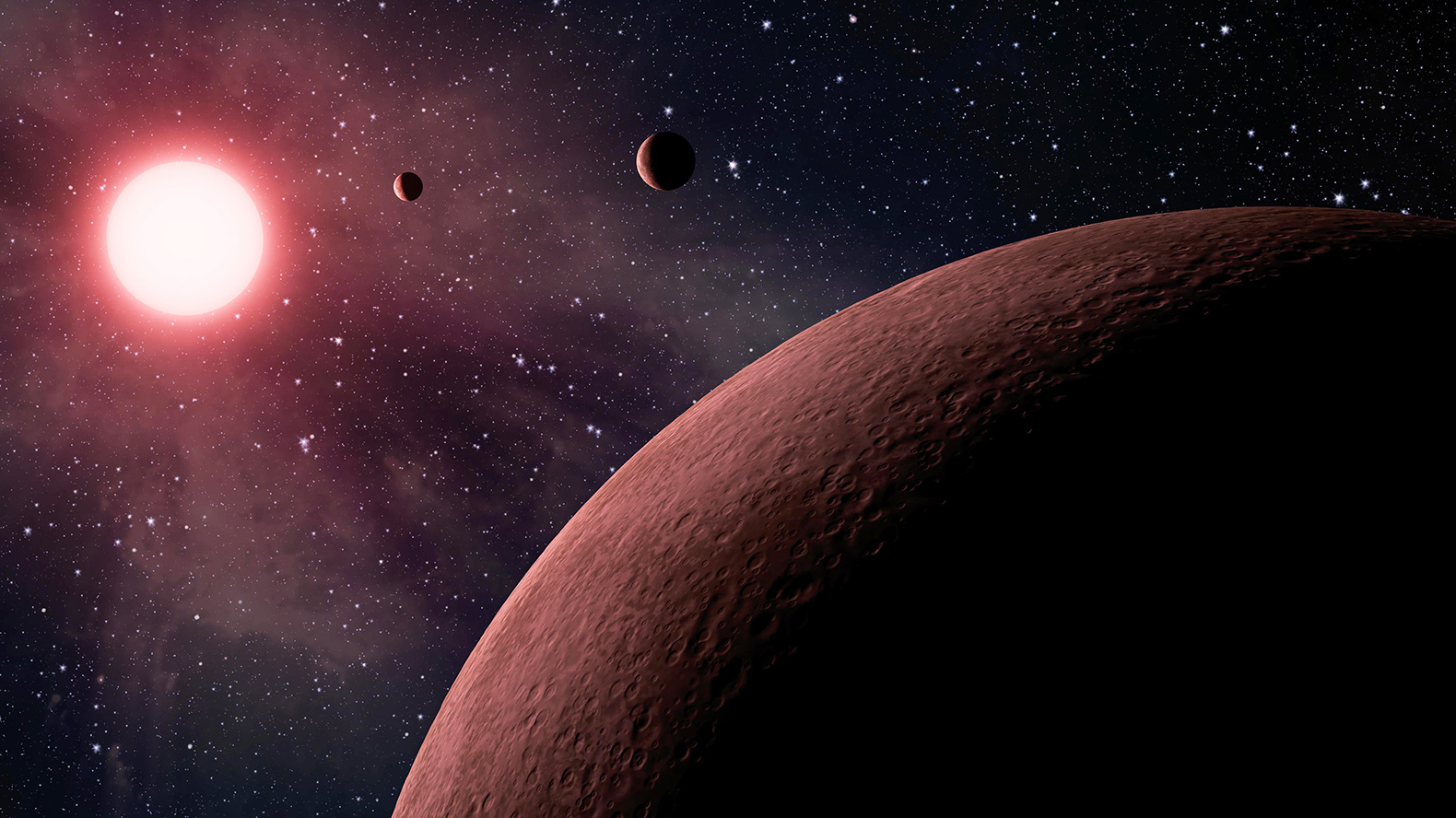 NASA identifies 219 new planet candidates - and 10 potential 'Earths'