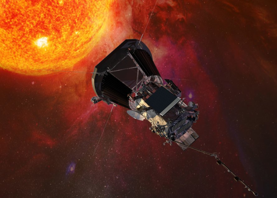 NASA, Parker Solar Probe, solar probe, Eugene Parker, Solar Probe Plus, sun, star, probe, solar, solar wind, solar winds, space, outer space, spacecraft, radiation, heat, science