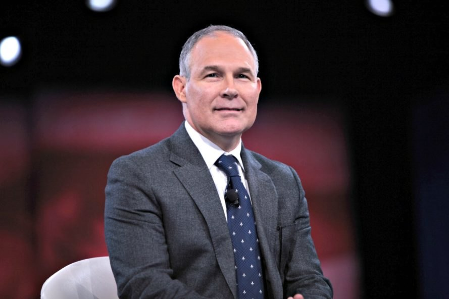 EPA, Scott Pruitt, government, Trump administration, politics, environmentalism,