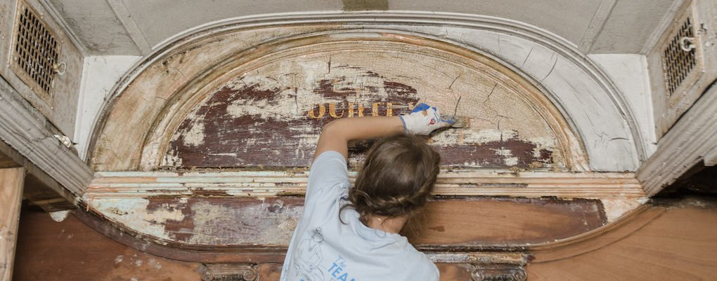 Scad Students Save A Piece Of American History With