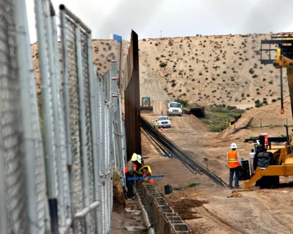 President Trump, Donald Trump, US-Mexico Border, Solar Wall, New Burgos Pipeline,
