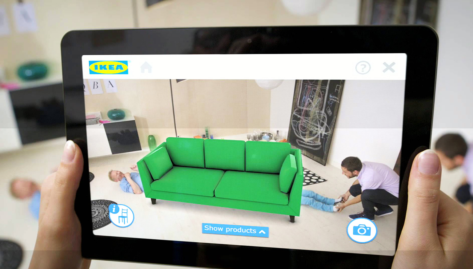 Augmented Reality | Inhabitat - Green Design, Innovation ...