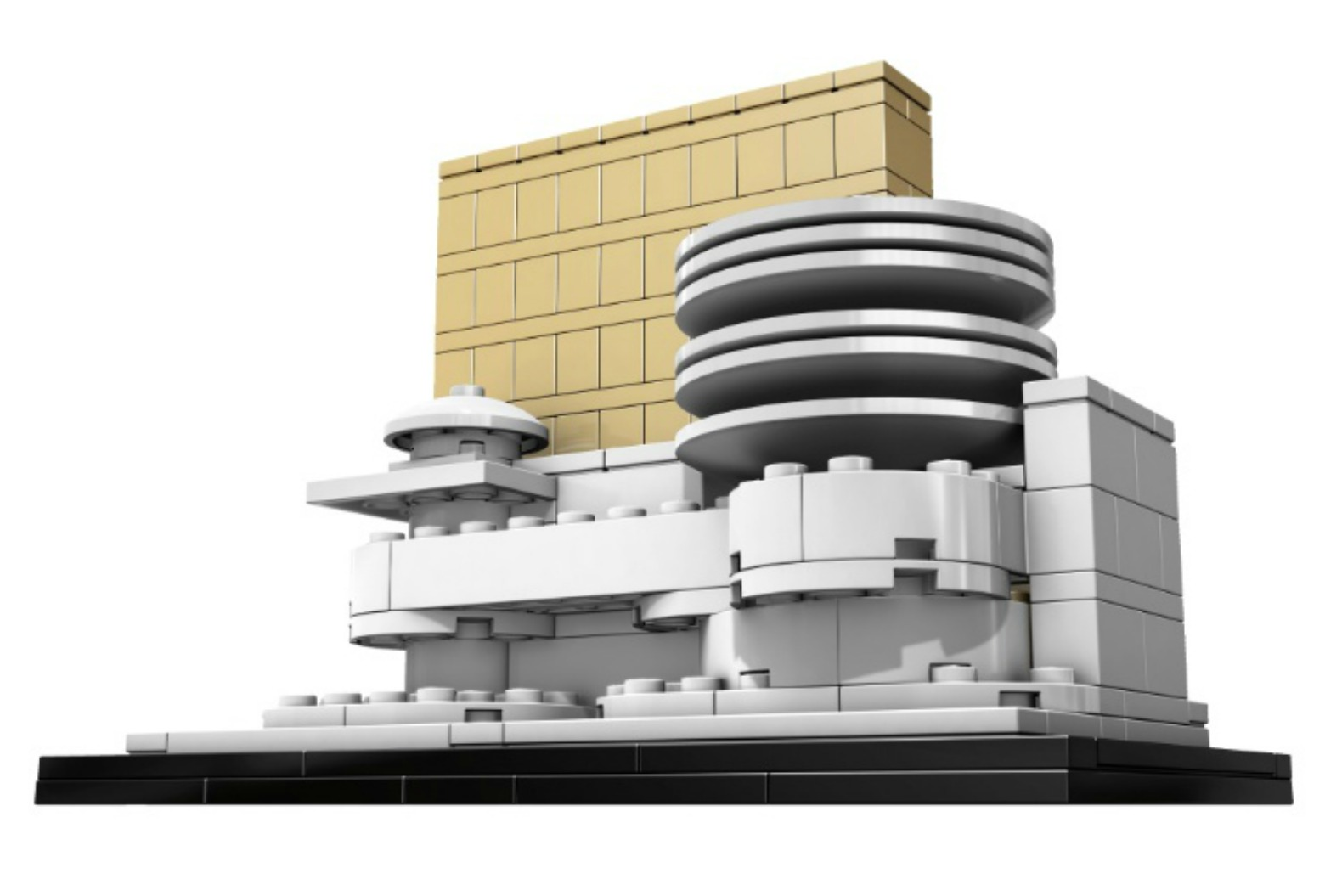 Lego celebrates frank lloyd wright 39 s 150th birthday with for Architecture wright
